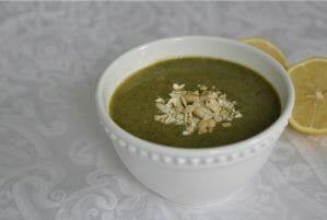 Clean Green Soup