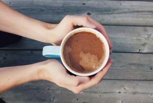 Chicory Hot Chocolate