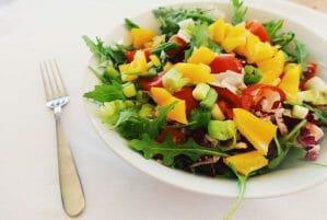 Detoxing Arugula Salad