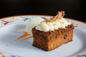 Oliver's Famous Carrot Cake