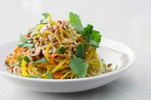 Thai Root Vegetable Salad